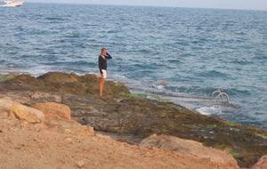 Malin vid Medelhavet