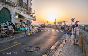 Gamla stan i Gallipoli
