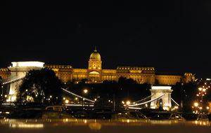Kungliga slottet på Budasidan.