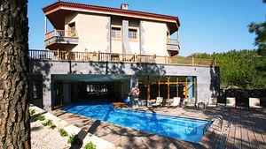 Hotel Spa Villalba på Teneriffa.