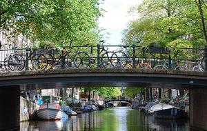 Amsterdams fina kanaler!
