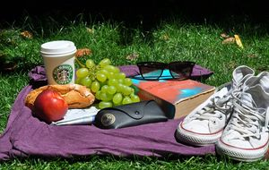Mornings in Parque del buen Retiro