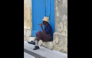Eftermiddag i Habana Vieja
