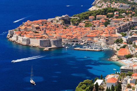 Här bor du bäst på  hotell i Dubrovnik