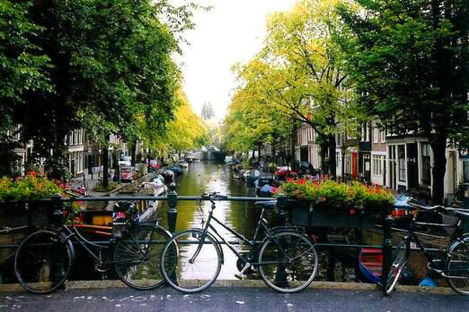 En helg i Amsterdam