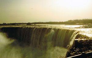 Niagara fallen