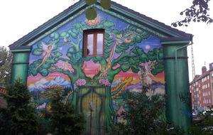 Ingången till Christiania