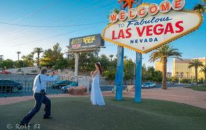 Memories of a Vegas wedding