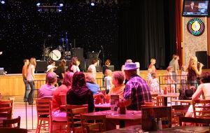Line Dance på Wildhorse Saloon