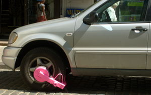 Parkeringsproblem...