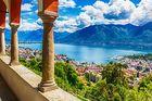 Lago Maggiore - Inbjudande & romantiskt