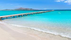 Vi har valt ut några av Mallorcas vackraste stränder