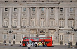 turist bussen