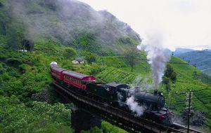 Train Tour Sri Lanka