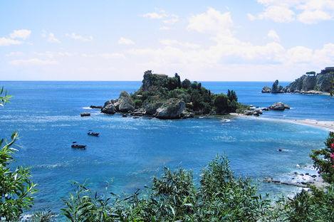 Sköna charterresmål i Italien