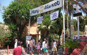 Marknad i Es Canar