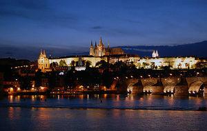 Slottet i natten