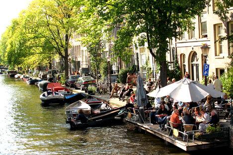 Amsterdam för nybörjare