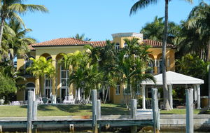Will Smith's hus i Miami