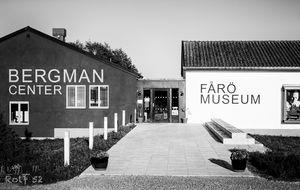 Bergman center och Fårö museum