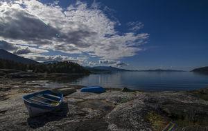 Vid fjorden