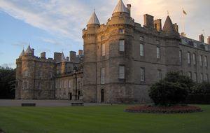 Slott i Skottland, Holyrood Palace