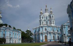 Smolny Monastery/Convent