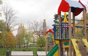 Rysk lekplats