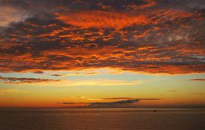 Morgon i Fuengirola