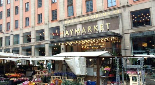 Haymarket by Scandic på Hötorget