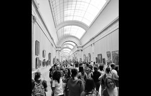 världens mest besökta konstmuseum