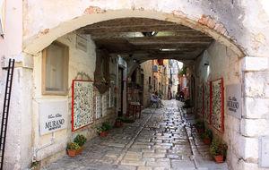 Port i gamla stan