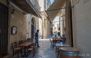 Lecces gränder