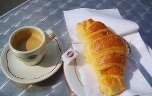 på Cafe