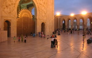 Hassan II moskén