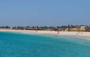 Stranden i Santa Maria