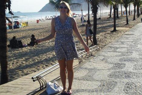 En söndag i Rio de Janeiro