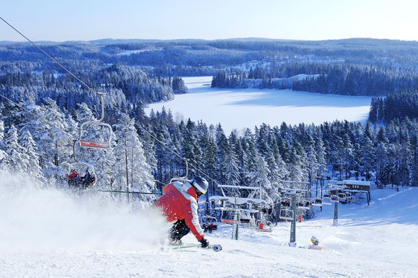Foto: Isaberg Mountain Resort