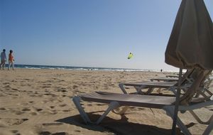 Solig strand