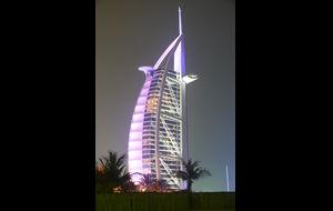 Dubais mest kända hotell