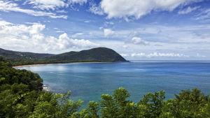 Guadeloupe är en franskägd ö-grupp.