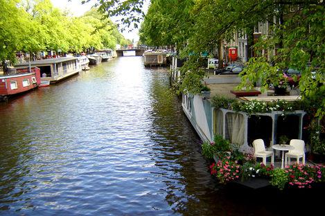 Hitta rätt i Amsterdam