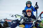 Ta med familjen till Alperna under sportlovet
