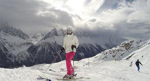 Så enkelt bokar du flyg och hotell till Alperna
