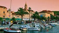 Sista minuten till Kroatien