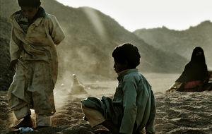 Beduin boys