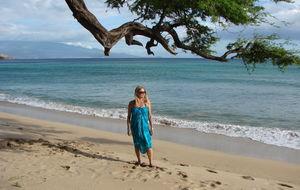 På stranden någonstans