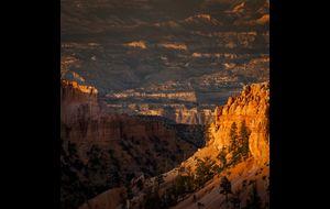 Bryce Canyon, Utah, Juli 2014