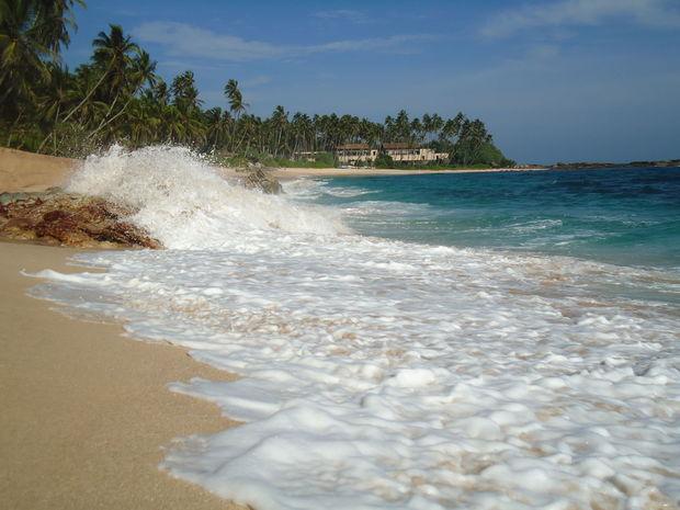 Tangalle Sri Lanka  city photo : Aman beach, utanför Tangalle Bilder Goyambokka, Sri Lanka