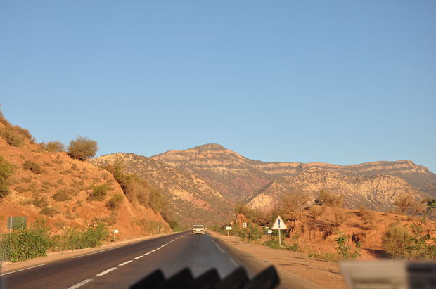 Sista Minuten Marocko